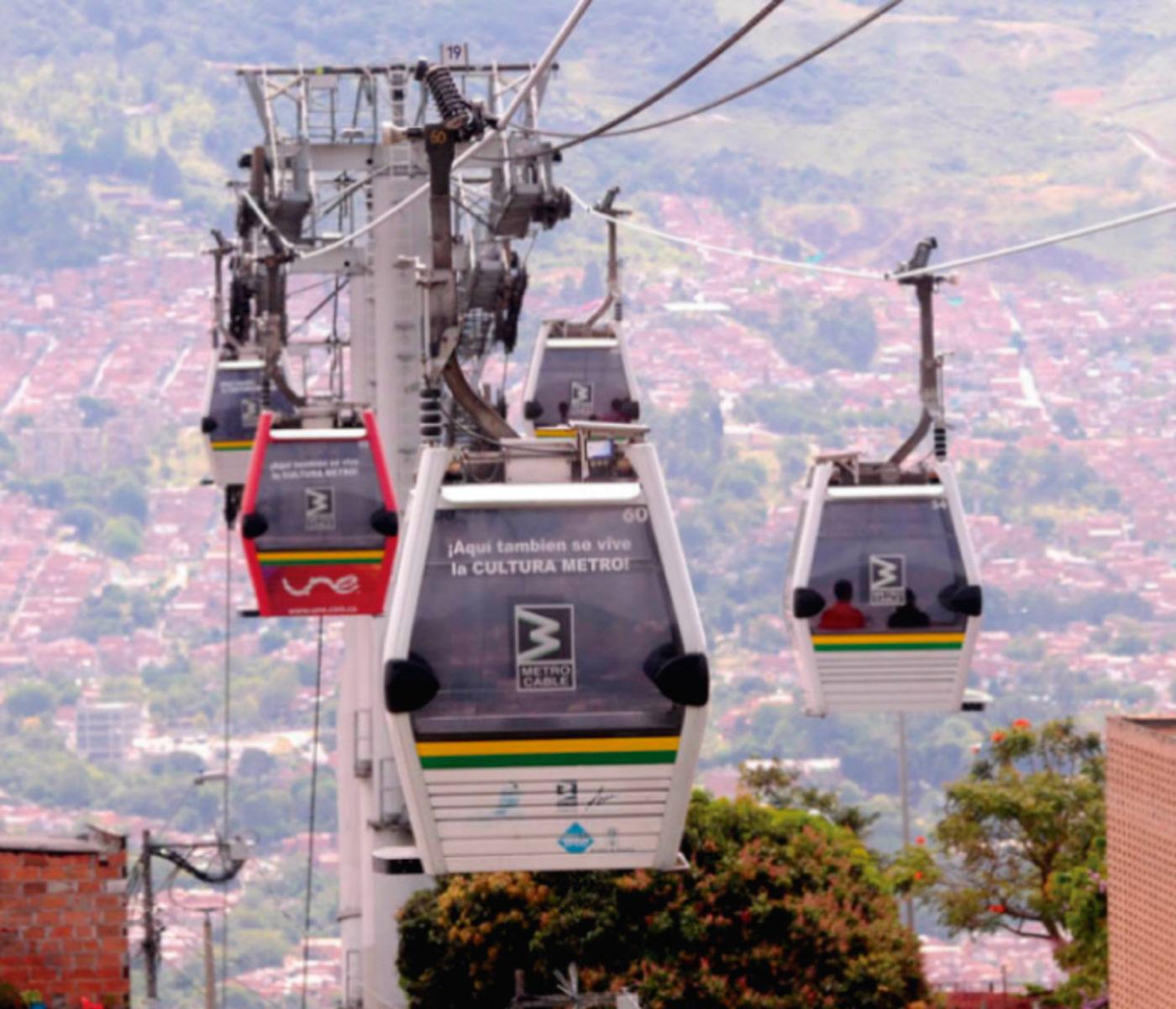 Sistema Metrocable